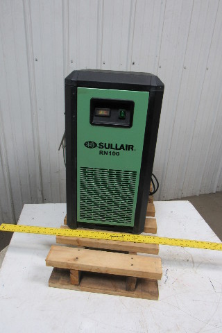Sullair Rn 100 115 1 60a Refrigerated Non Cycling Dryer
