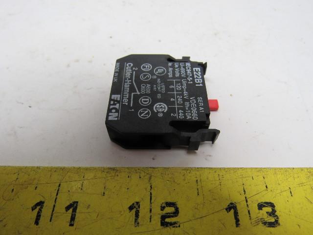 Details about  /CUTLER HAMMER E22B5 SER.A1 NSMP