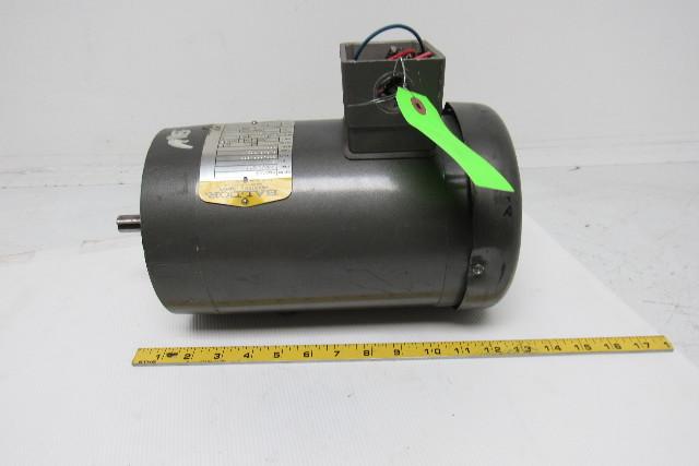 Baldor vm3558 2 hp electric motor 230 460v 1725 rpm 56c for 2 hp electric motor 1725 rpm