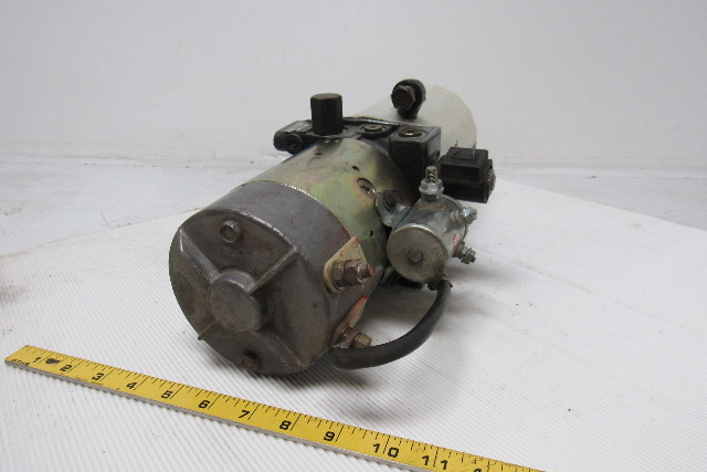 Haldex Barnes 220 0976 Hydraulic Lift Pump Assy Yale