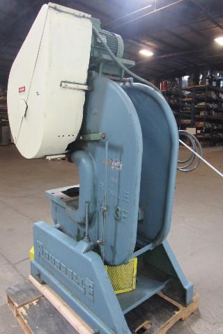 Rousselle No  3F 25 Ton OBI Mechanical Punch Press 2
