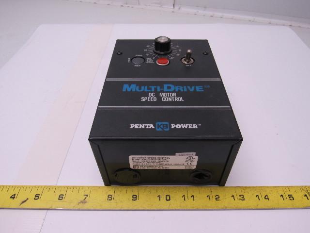 Kb electronics kbmd 240d variable speed dc motor control for Kbmd dc motor speed control