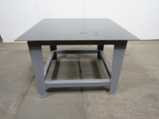 Tremendous 48X48X33 Heavy Duty Steel Welding Layout Assembly Work Bench Table New Frankydiablos Diy Chair Ideas Frankydiabloscom