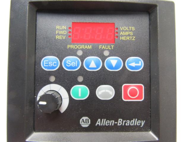 A-B Allen Bradley 22A-D8P7N104 Ser A Powerflex 4 Inverter Drive 5HP 3PH 480V