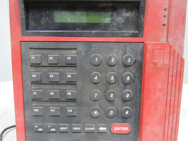 Kronos 480f Time Clock For Sale: Kronos 400 Series Universal Relay & Time Clock