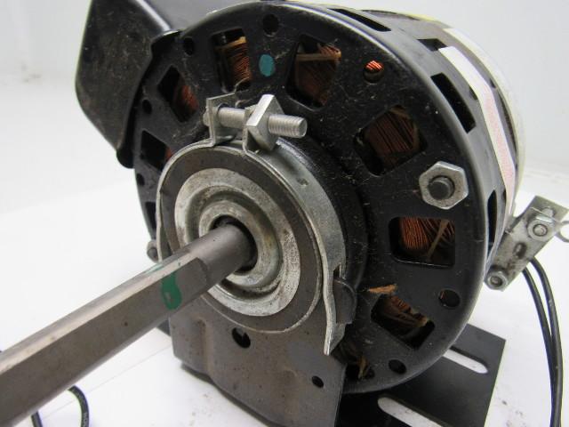 A.O. Smith F42E91A01 Condenser Fan Motor w/Capacitor 220V 1Ph 42Y ...