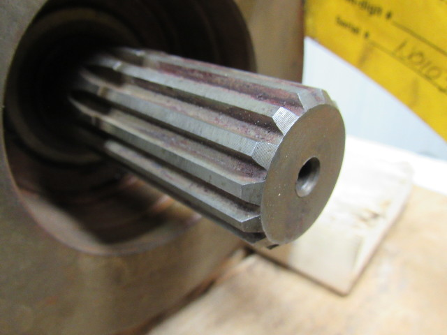 Parker F123855 323 9130 158 Multi Stage Hydraulic Pump