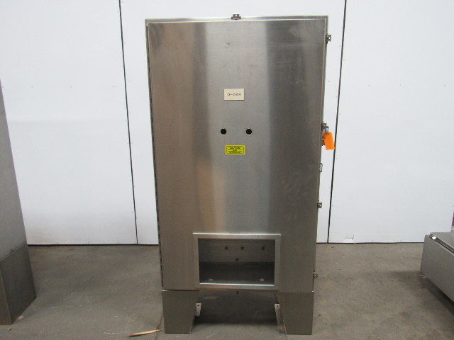 SAGINAW CONTROL 72H36W12D S.S. Stainless Steel Electrical ... on