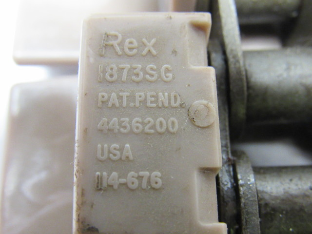Used Welders For Sale >> Rex Rexnord 1873SG 3' Plastic Snap-on Conveyor Chain Lot of 2 | Bullseye Industrial Sales