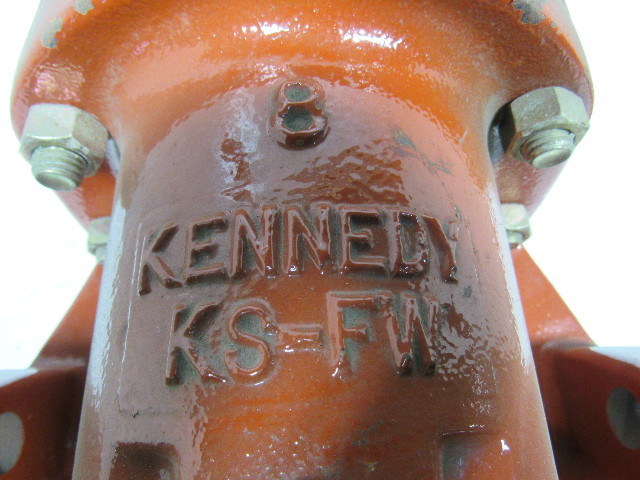 Kennedy Awwa C509 8 Quot Ks Fw Resilient Wedge Gate Valve