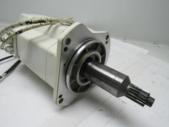 Siemens 1fk6083 6az21 9zz9 Zs01 Ac Electric Servo Motor