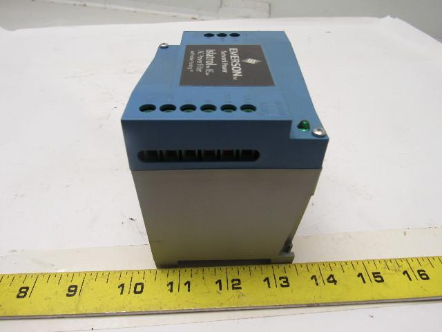 Emerson Islatrol IE-120 AC Power Filter