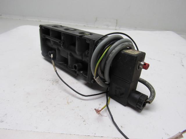 Norgren Mn01cga75ajpa Spool Valve Directional Control