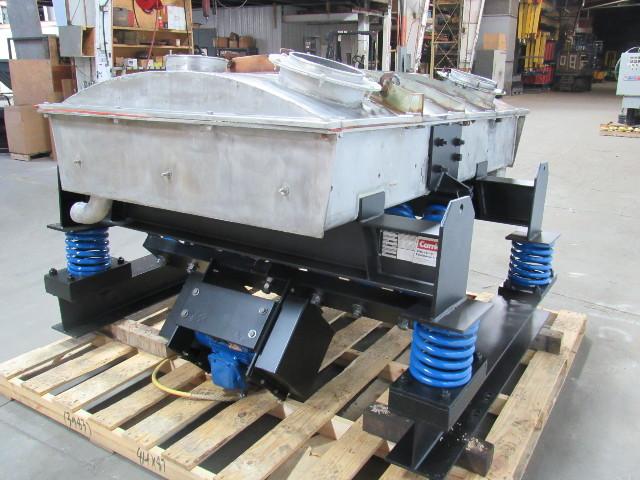 Carrier Vibrating Equipment Fc48120s 8304 S S Vibratory