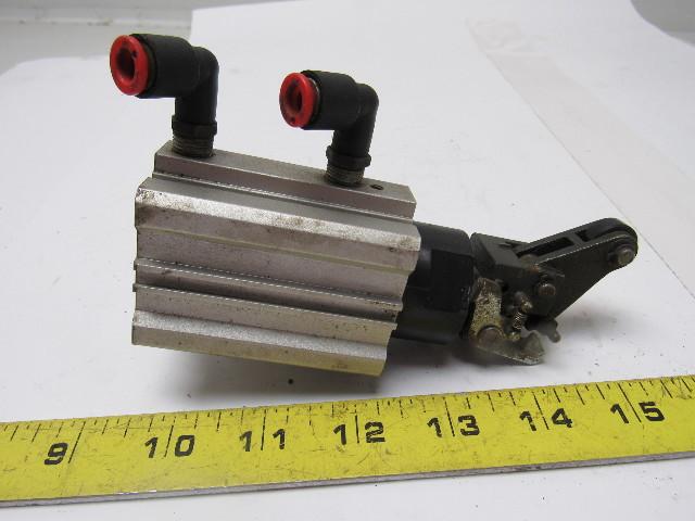 Smc Rsdqb32 20dd Pneumatic Stopper Cylinder 32mm Bore X