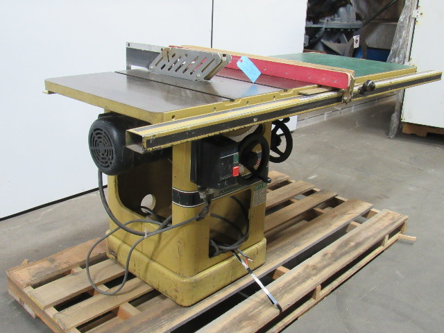 POWERMATIC 66 5 HP 10