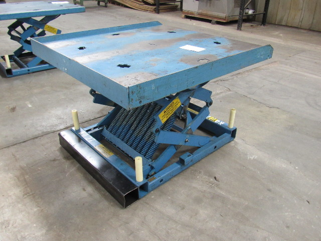 Year A Round Corp 1500 Lb Spring Level Loader Palletpal