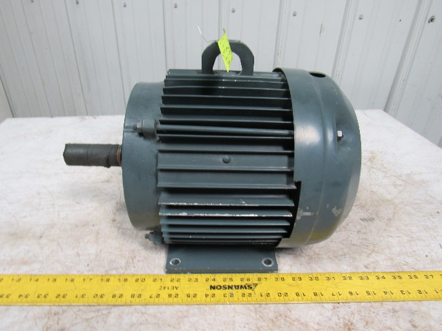 Lincoln electric motor 230 460v 3ph 3490rpm 213t for 5hp 3ph electric motor
