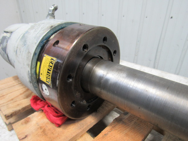 Logansport Machine Co 852a 3 5 Hydraulic Spindle Actuator
