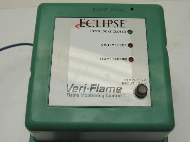 Eclipse Vf56023aa Model 5602 Single Burner Flame Sensor