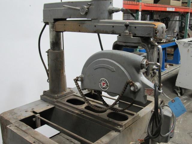Delta Rockwell 438 02 314 0509 5hp 14 Quot Radial Arm Miter