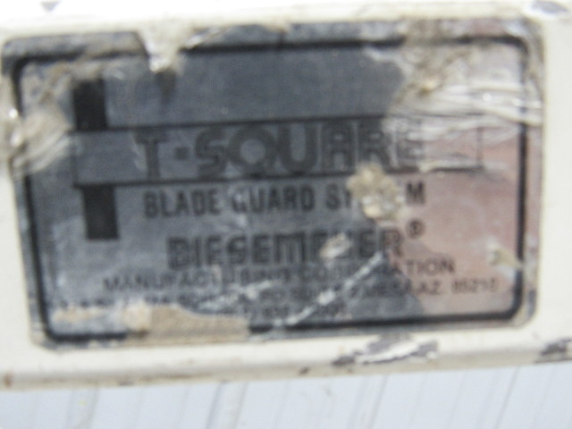 Delta Biesemeyer T Square 10 Quot Table Saw Blade Guard System