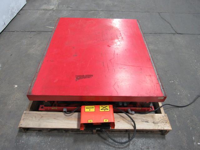Southworth Ls2 36 1700lb Cap Hyd Scissor Lift Table 42