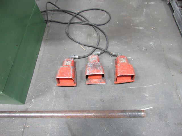 Mubea Kbl Size 104 7 Universal Ironworker Metaling Working