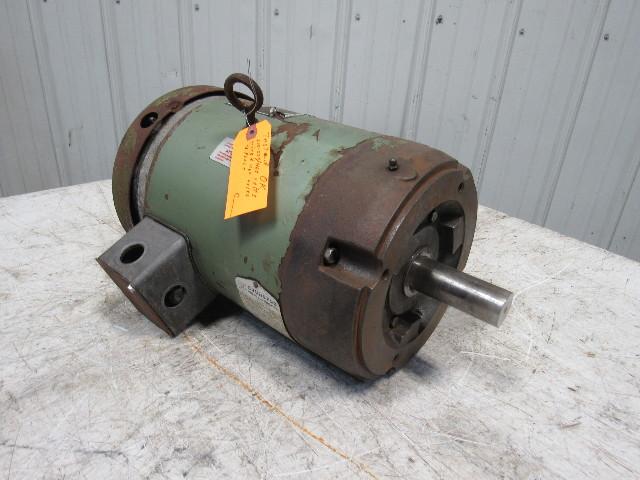 Baldor 85600017 7 5hp 3ph 208 230 460v 3450rpm electric for 5hp 3ph electric motor