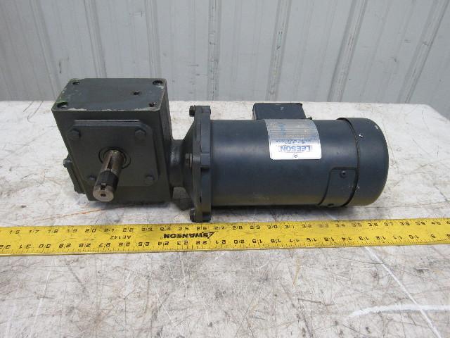 Leeson 180vdc Electric Motor W Hub City 40 1