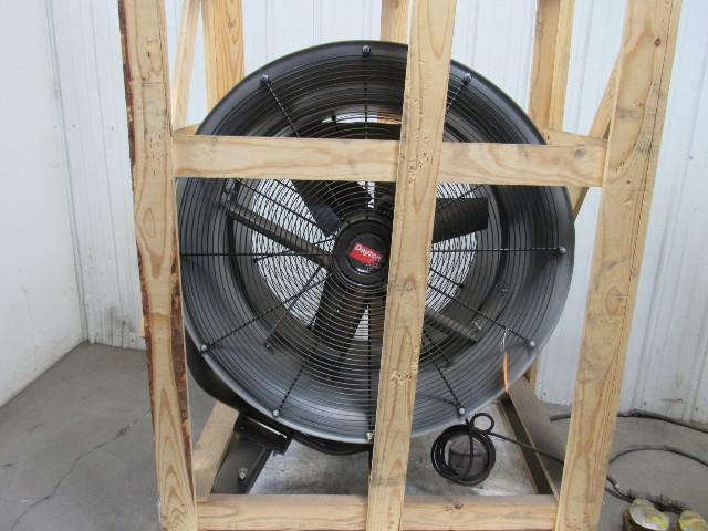 Industrial Air Circulator Patton : Dayton lxn quot industrial air circulator fan cfm
