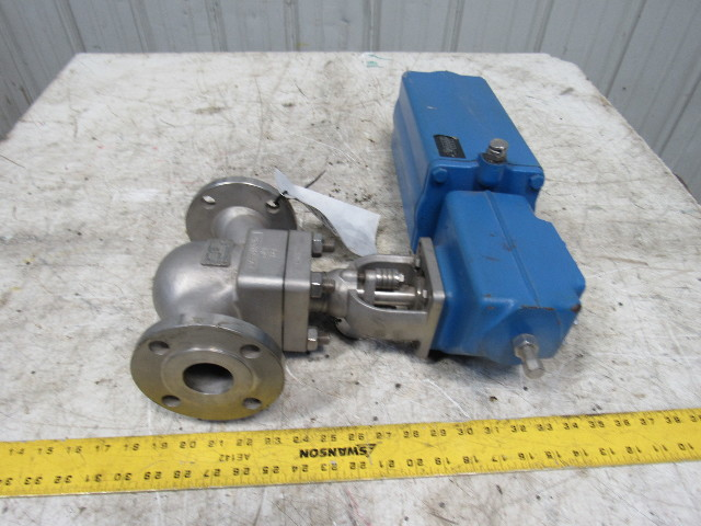 Metso zxc series 1 12 flange rotary globe valve 120psi actuator metso zxc series 1 12 flange rotary globe valve publicscrutiny Image collections