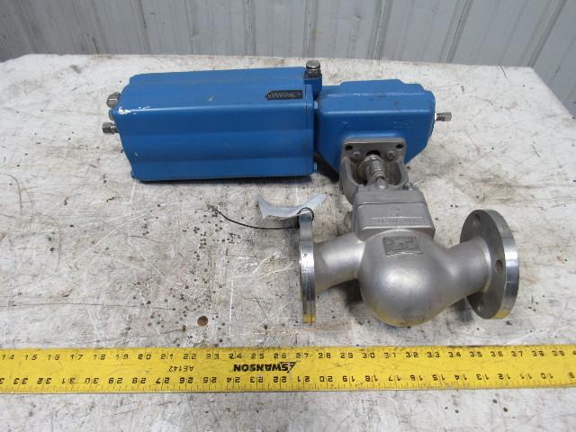 Metso zxc series 1 12 flange rotary globe valve 120psi actuator metso zxc series 1 12 flange rotary globe valve publicscrutiny Gallery
