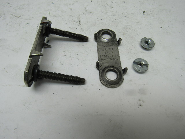 Air Compressor Replacement Parts >> Flexco 190ES Conveyor Belt Fasteners Stainless Steel Lot ...