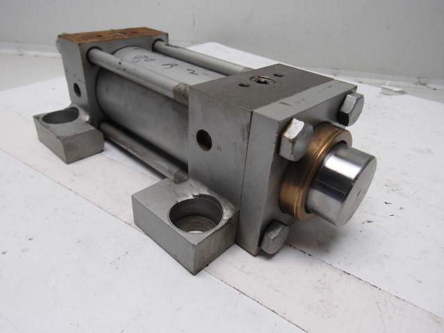 Hydraulic Lift Cushion : Milwaukee b quot bore stroke hydraulic bump