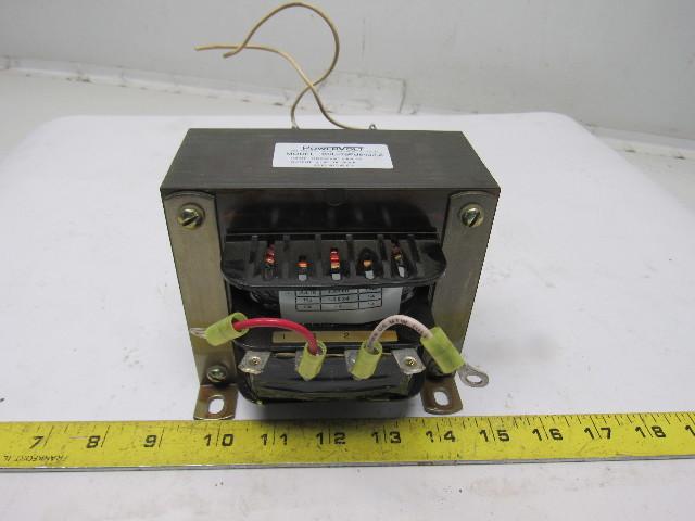Powervolt Bvu 75fu6402 Z Stepper Motor Dc Power Supply