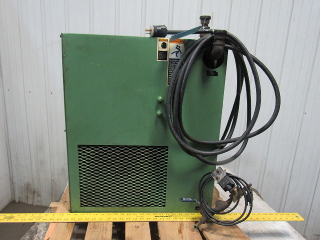 Sullair Pdc 100 Ac Refrigerated Compressor Air Dryer 100