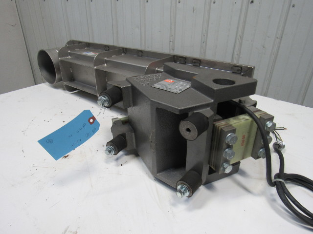 Used Welders For Sale >> Eriez D48A-6 115V Magnetic Drive Vibratory Shaker Feeder ...