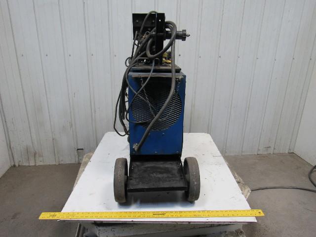 Mig Welder For Sale >> Miller CP-200 200A Welding Power Source W/Millermatic 10-E Wire Feed Mig Welder | Bullseye ...