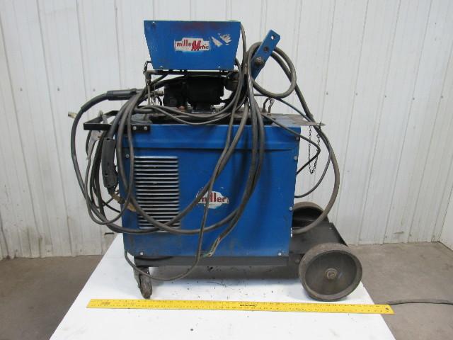 Miller Mig Welder For Sale >> Miller CP-200 200A Welding Power Source W/Millermatic 10-E ...