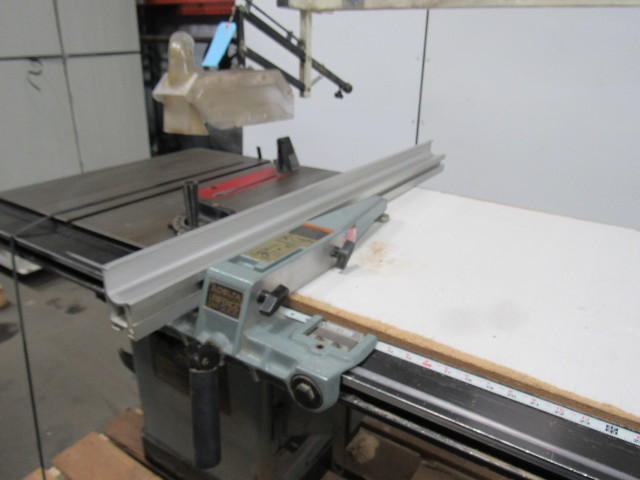 Delta 34 806 10 Quot Unisaw Tilting Arbor Table Saw 230v 3