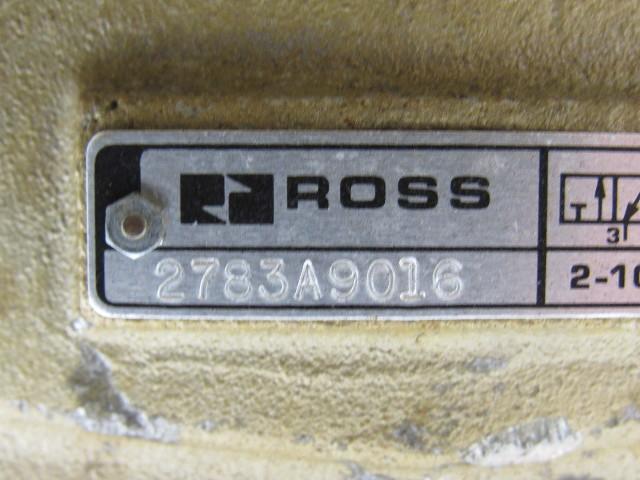 Ross 2783a9016 Pneumatic Air Pilot Lock Out Dump Valve 2 1