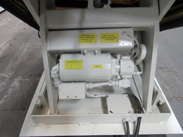 Southworth Ls2 24 1500lb Cap Hyd Scissor Lift Table 40