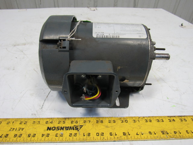 General electric 5kh35mn56hx 1 3hp 1725rpm 1ph 115v 5 8 for 56 frame motor shaft size