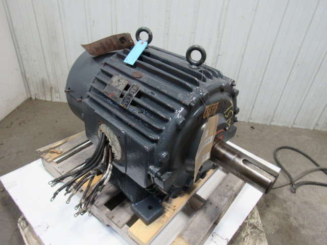 P Amp H Hew 444x 75hp 1165rpm 230 460v Wound Rotor Overhead