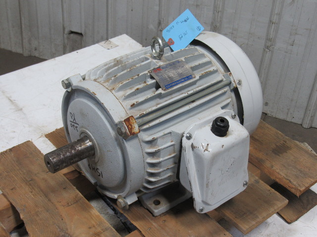Yen power 15hp 1720rpm 220 480v 1 1 2 shaft induction for 1 2 hp induction motor