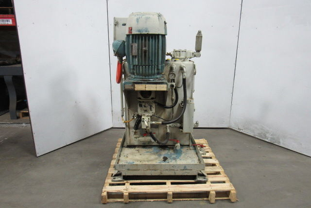 Morrell 15Hp Hydraulic Power Unit 4000PSI 22GPM Max 45 Gal AA10VS028DR/31R Pump