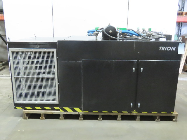 Trion CA6000C 7-1/2Hp 1750RPM 208-480V 6000CFM Fume Dust Smoke Collector