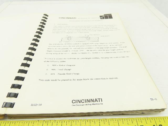 acramatic 850sx programming manual
