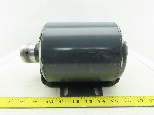 General Electric 5KH33GG232ENE 1/12Hp 230V 48Frame 1Phase 1725RPM Electric Motor